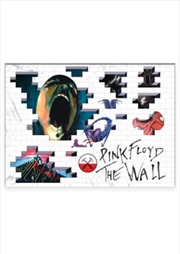 Pink Floyd The Wall Flat Magnet