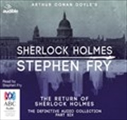 Return Of Sherlock Holmes | Audio Book