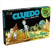Rick And Morty Cluedo | Merchandise