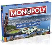 Wellington Monopoly (New Zealand)
