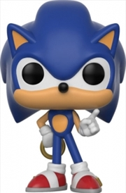 Sonic With Ring | Pop Vinyl