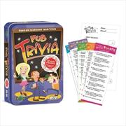 Pub Trivia Tin | Merchandise