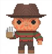 Freddy Krueger 8-Bit | Pop Vinyl