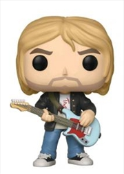 Kurt Cobain Live And Loud