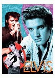Elvis Presley 3D Puzzle 500pcs