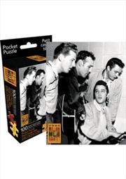 Elvis – Million Dollar Quartet 100pc Pocket Puzzle
