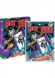 DC Comics The Joker Cover 500pcs