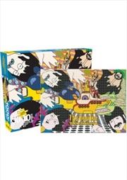 The Beatles Yellow Submarine 2 1000pcs