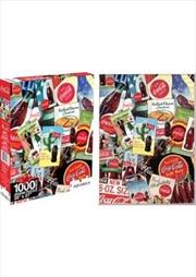 Coca Cola Collage 1000pcs