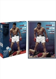 Muhammad Ali Knockout 1000pcs