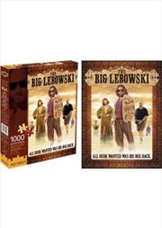 Big Lebowski 1000pcs