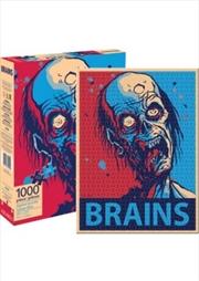 Zombie Brains 1000pcs