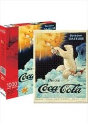 Coca Cola Bear 1000pcs
