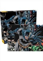 DC Comics Batman 1000pcs | Merchandise
