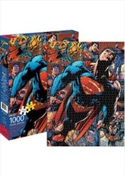 DC Comics Superman 1000pcs