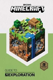 Minecraft Guide to Exploration | Paperback Book
