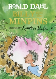 Billy And The Minpins Illustr