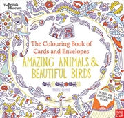 British Museum: The Colouring | Paperback Book
