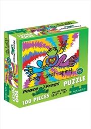 Peace Frogs 1000pcs