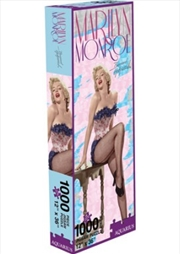 Marilyn Monroe Water Colour 1000pc Puzzle