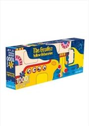 The Beatles Yellow Submarine 1000pcs