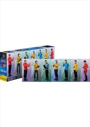 Star Trek Cast 1000pcs