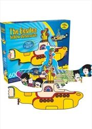The Beatles Yellow Submarine Double-Sided 600pcs
