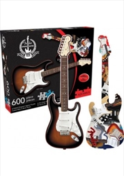 Fender Strat Double-Sided 600pcs