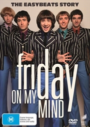 Friday On My Mind | DVD
