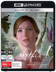 Mother! | Blu-ray + UHD