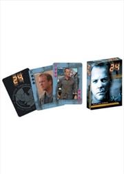 Twenty Four (24) Playing Cards | Merchandise