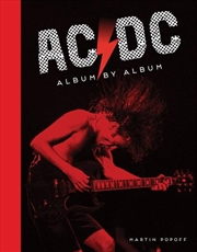 AC/DC | Paperback Book