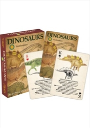 Smithsonian – Dinosaurs Playing Cards | Merchandise