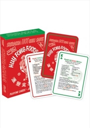 Sriracha Recipes Playing Cards | Merchandise
