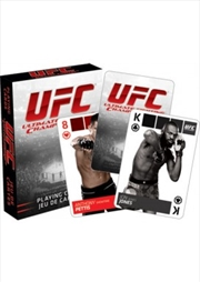 UFC Fighters Playing Cards | Merchandise