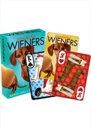 Wonderful Weiners Playing Cards | Merchandise