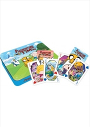 Adventure Time Cast Playing Card Tin | Merchandise
