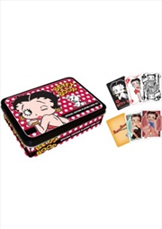 Betty Boop Special Edition Playing Card Tin | Merchandise