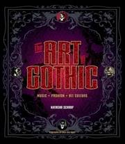 Art Of Gothic | Hardback Book
