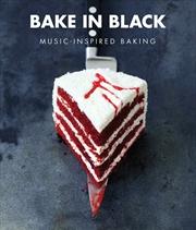 Bake in Black | Hardback Book