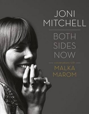 Joni Mitchell: Both Sides Now | Hardback Book