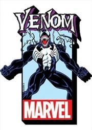 Marvel Venom Logo Chunky Magnet
