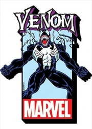 Marvel Venom Logo Chunky Magnet | Merchandise