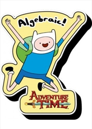 Adventure Time Finn Chunky Magnet