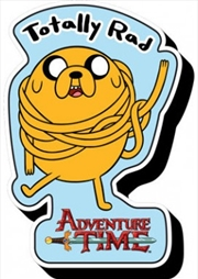 Adventure Time Jake Chunky Magnet