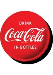 Coca-Cola Logo Chunky Magnet