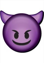 Emoji Devil Chunky Magnet