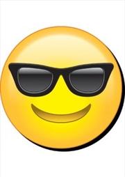 Emoji Sunglasses Chunky Magnet
