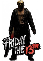 Friday The 13th Jason Chunky Magnet