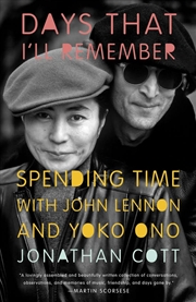 Days That Ill Remember - John Lennon & Yoko Ono | Hardback Book